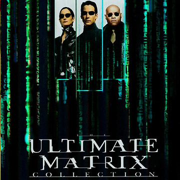 The Ultimate Matrix Box Set